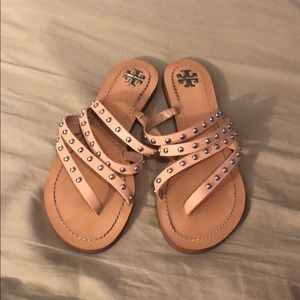 Authentic Tory Burch sandals